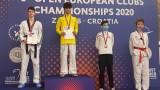 Националите с добър старт на Европейското клубно първенство по таекуондо