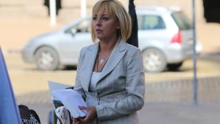 Стартира делото за клевета, заведено от Мая Манолова срещу Борисов