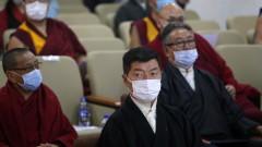 Лидер на тибетското правителство в изгнание за първи път посети Белия дом от 60 г.
