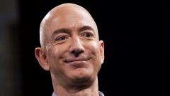 Гейтс скоро може да не е най-богатият в света. Само $5 млрд. са нужни на Безос да го изпревари