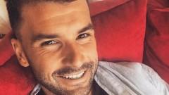 Григор Димитров разпусна в домашна обстановка