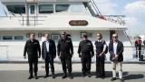 Служителите на Фронтекс подпомагат и подкрепят българските гранични полицаи