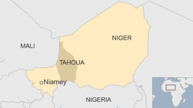 Стотици убити след атентат в Нигер