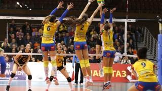 Днес се играят три мача от дамското волейболно първенство