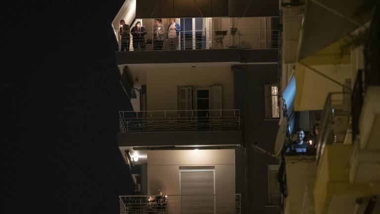 Българка е сред заразените с коронавирус в хотела с мигранти в Гърция