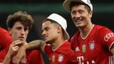Роберт Левандовски и Ханзи Флик обраха индивидуалните награди след края на сезона в Бундеслигата
