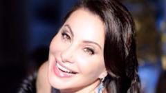 Дарина Павлова релаксира в Дубай