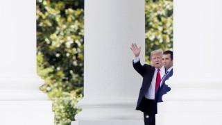 Тръмп убеден: Ще спечелим търговската война, държим всички козове