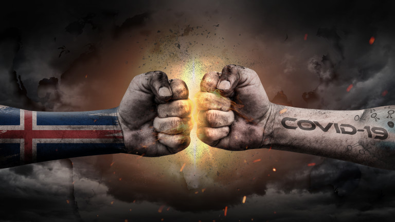 Как исландците се борят с коронавируса