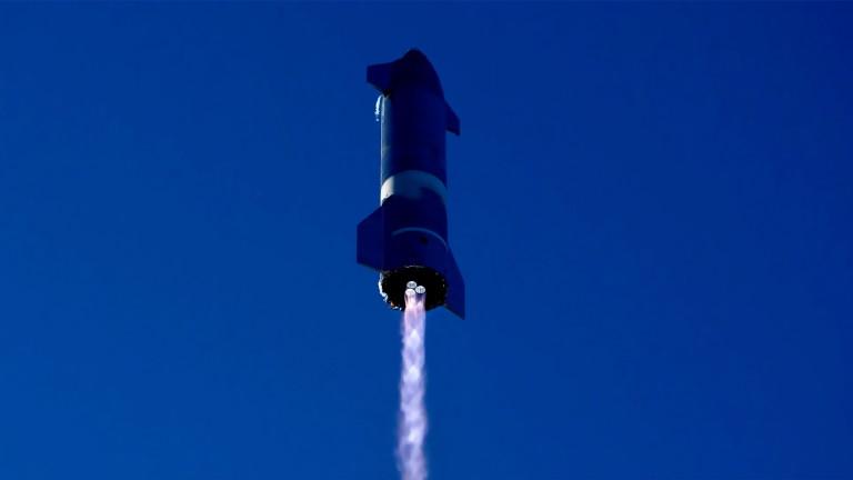 Ракетата Starship на компанията на Мъск се разби отново при тест