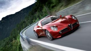 """Alfa Romeo 8C Competizione спечели наградата """"Дизайн на годината"""" (галерия)"""