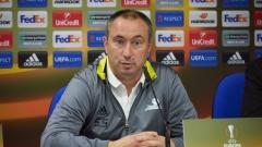 Станимир Стоилов критичен: Не играхме на ниво Шампионска лига