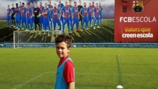Суперталант на Славия премина в Барселона