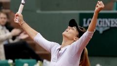 "Цвети Пиронкова с исторически успех над втората в света на ""Ролан Гарос"""