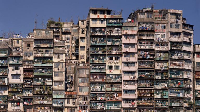 Северната част на Хонконг десетилетия наред можеше да бъде наречена