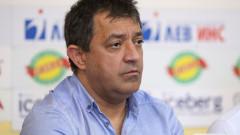 Иван Иванов остава национален селекционер и след Олимпиадата