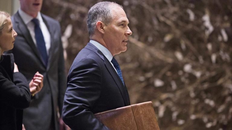 Тръмп назначава противник на глобалното затопляне за шеф на околната среда