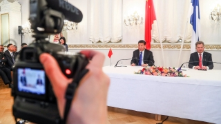 Дипломацията на пандите сближава Китай и Финландия