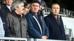 Борислав Михайлов: Нямам никакви притеснения за конгреса, не съм изненадан от подкрепата на Левски