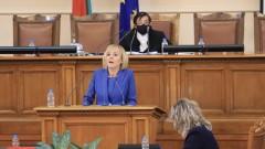 Мая Манолова: ГЕРБ саботира Плана за възстановяване и устойчивост