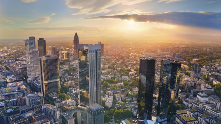 Заради Brexit: 20 кули със стотици апартаменти изникват във Франкфурт