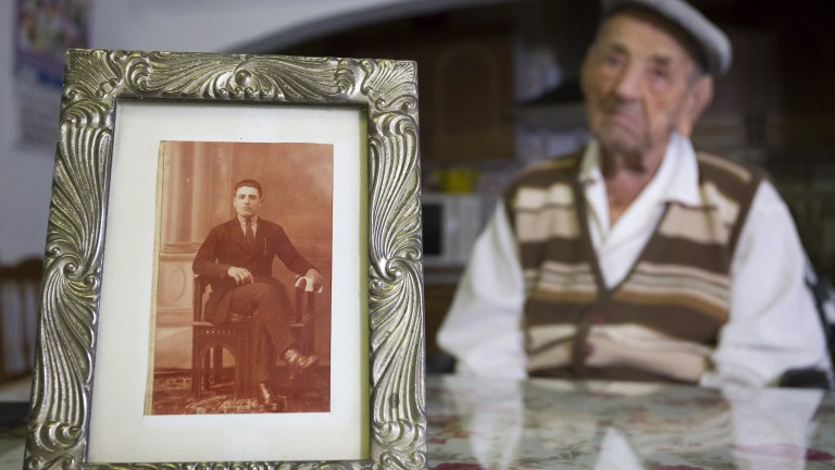 В Испания на 113 г. почина най-възрастният мъж в света