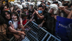 Протести в Турция се сблъскаха с жандармерията