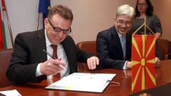 Нено Димов не иска Македония да допуска нашите грешки с ЕС