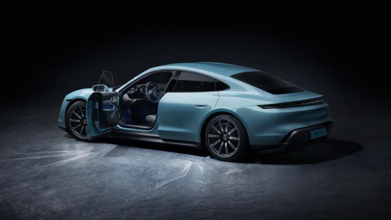 Porsche Taycan се превърна в повод за доста интересна и