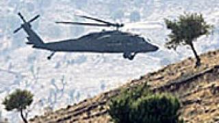 Турската авиация отново над Северен Ирак