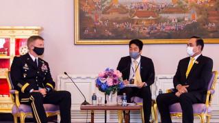 """Армията на САЩ подписва с Тайланд пакт за """"стратегическа визия"""""""