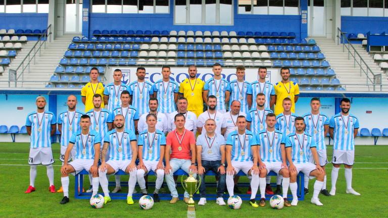 Созопол дочака първата си победа във Втора лига