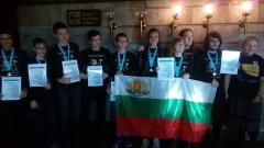 Нашите ученици спечелиха 7 медала на Олимпиада по астрономия