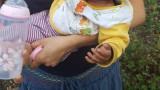 """Полицията установи родителите на намереното момиченце в """"Западен парк"""""""