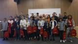 Асове на Левски и ЦСКА наградиха млади футболисти