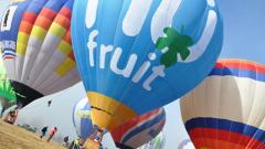 Въздушни балони от цял свят кацат в Разлог