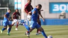 Левски - Локомотив (София) 4:0 (Обзор на срещата по минути)