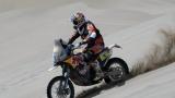 Марк Кома излезе начело при мотоциклетистите