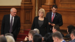 Три нива на заплаха от тероризъм приеха депутатите в закона