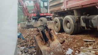 Мъж загина на строеж в Пловдив