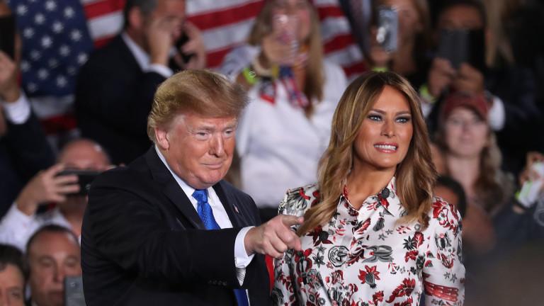 Истината за брака на Доналд и Мелания Тръмп