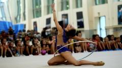 Невяна: Тренирам в двора и в хола, не е лесно