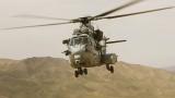 Петима загинали при разбиването на военен хеликоптер в Тайланд