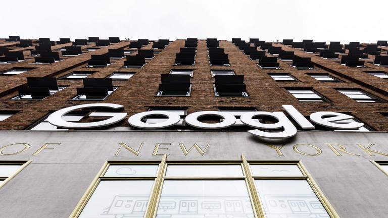 Google води преговори за закупуване на офис сграда в Лондон за $1 милиард