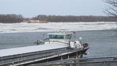 Намалява ледоходът по Дунав
