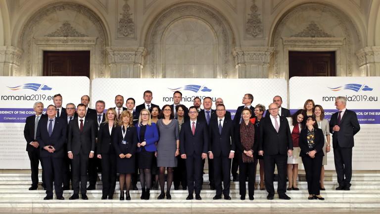 Страните членки на ЕС дебатират кога да започнат търговски преговори