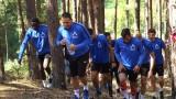 Тествали футболистите на Левски за коронавирус?