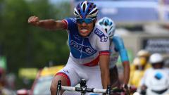 """Тибо Пино приключи участието си на """"Тур дьо Франс"""""""