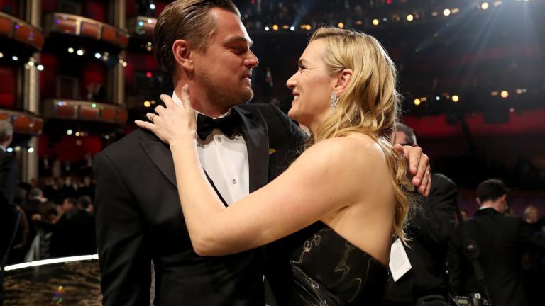 Кейт Уинслет и Леонардо ди Каприо са една от най-любимите