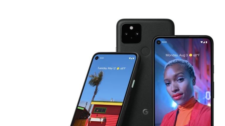 """Pixel 5: Телефонът на Google, """"създаден за криза"""""""